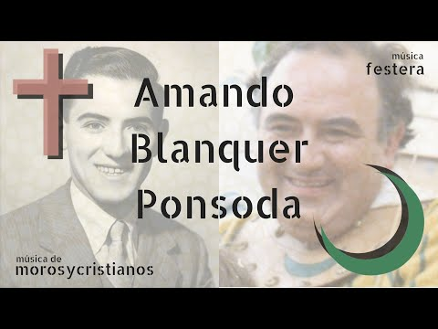 Embedded thumbnail for Amando Blanquer Ponsoda