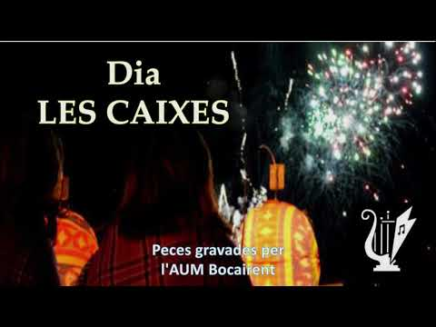 Embedded thumbnail for PlayList LES CAIXES