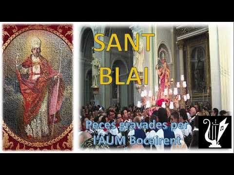 Embedded thumbnail for PlayList SANT BLAI