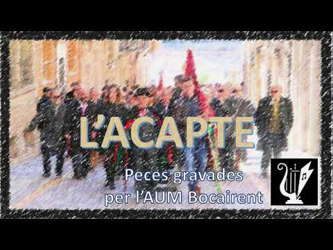 Embedded thumbnail for PlayList L'Acapte - Bocairent