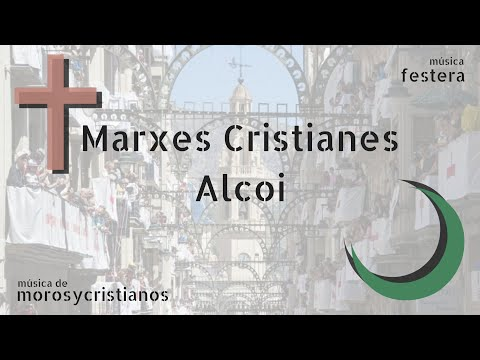 Embedded thumbnail for Marxes Cristianes Alcoi